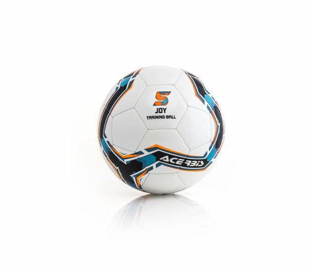 Joy Training Ball Light (350 Gram) Black/Light Blue/Fluo Orange 5 pack