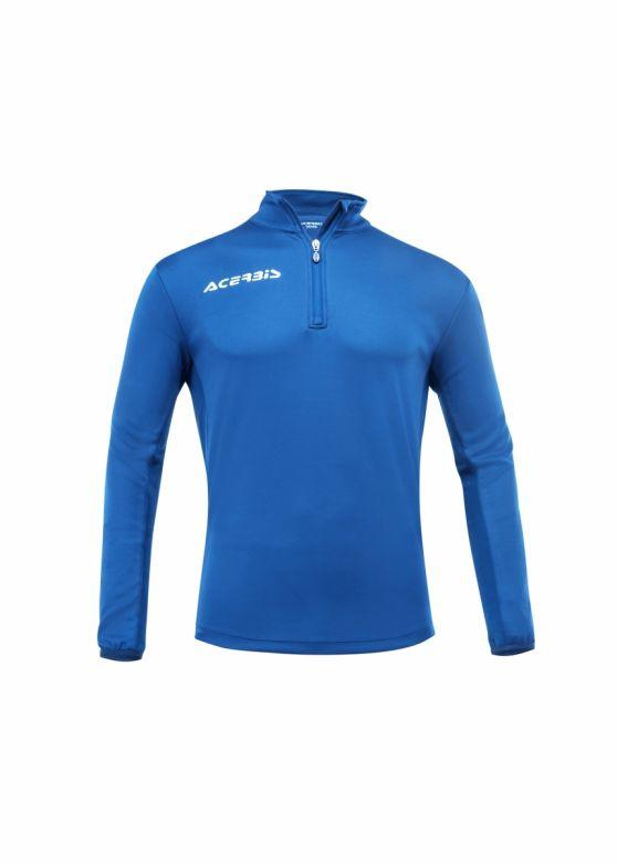 Belatrix 1/2 zip Sweatshirt Royal Blue