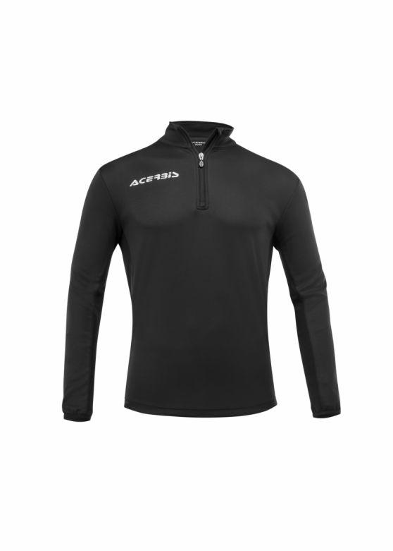 Belatrix 1/2 zip Sweatshirt Black