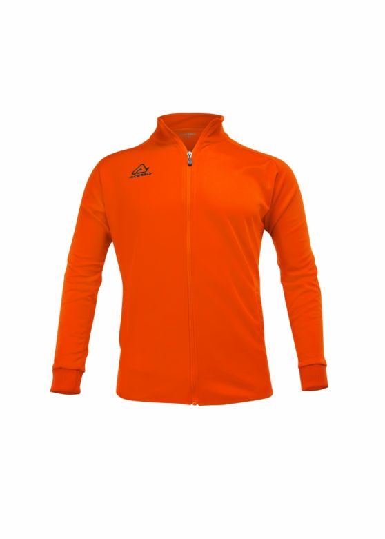 Atlantis 2 Tracksuit Jacket Orange