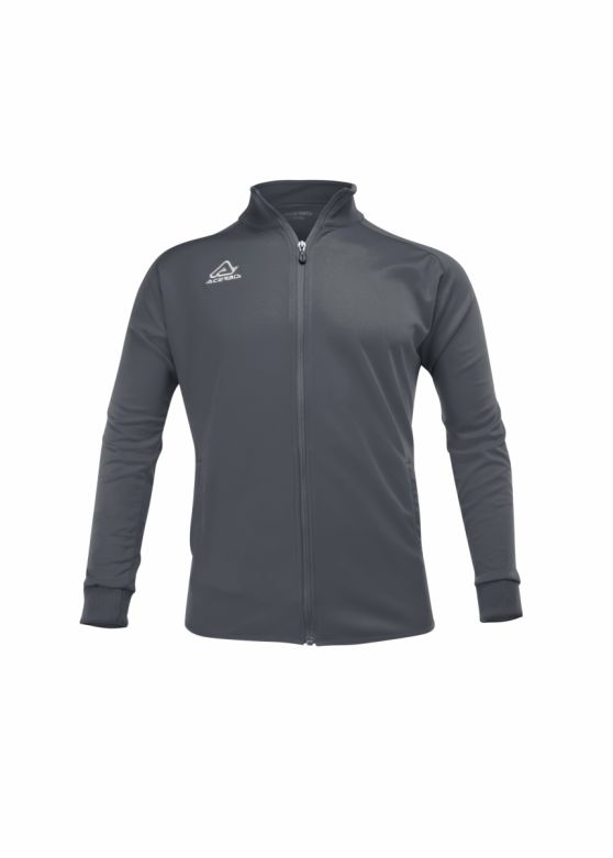Atlantis 2 Tracksuit Jacket Dark Grey
