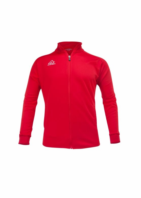 Atlantis 2 Tracksuit Jacket Red