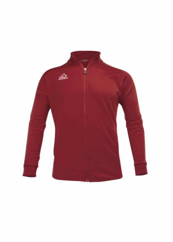 Atlantis 2 Tracksuit Jacket Bordeaux