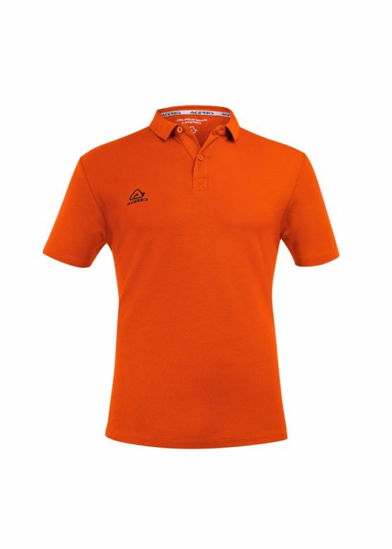 Atlantis Polo Orange