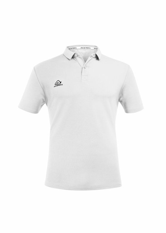 Atlantis Polo White