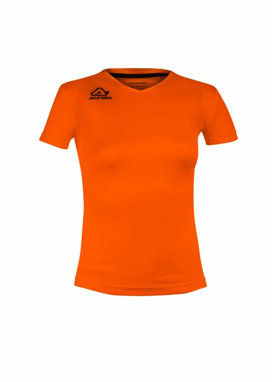 Devi Woman Training T-shirt Orange