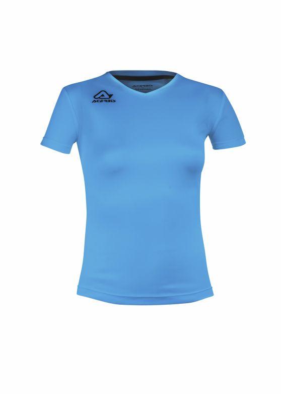 Devi Woman Training T-shirt Light Blue