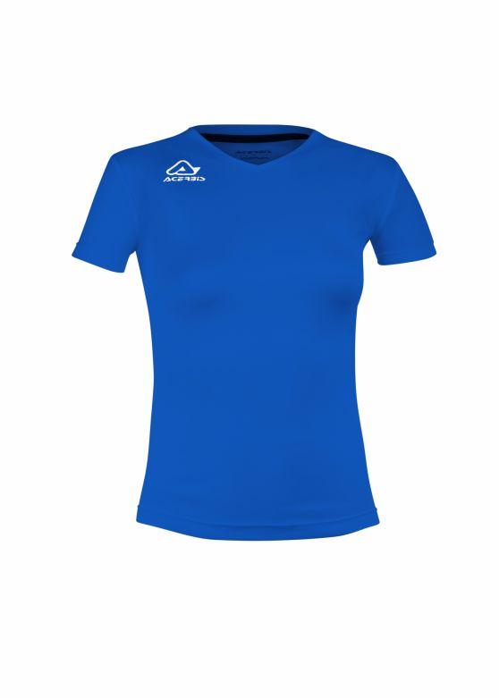 Devi Woman Training T-shirt Royal Blue