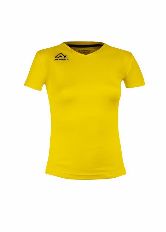Devi Woman Training T-shirt Yellow