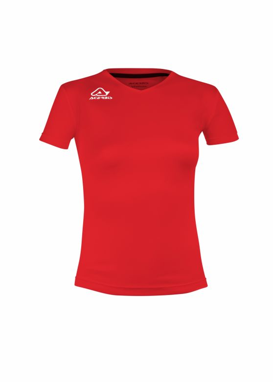 Devi Woman Training T-shirt Red