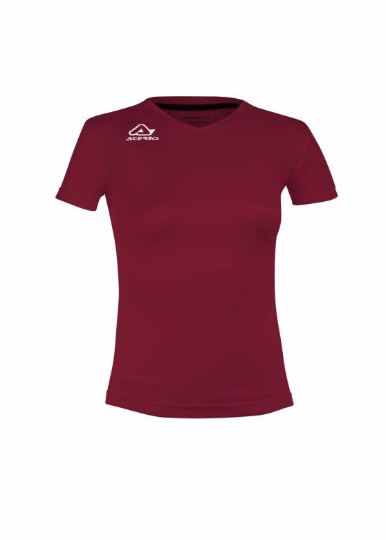 Devi Woman Training T-shirt Bordeaux