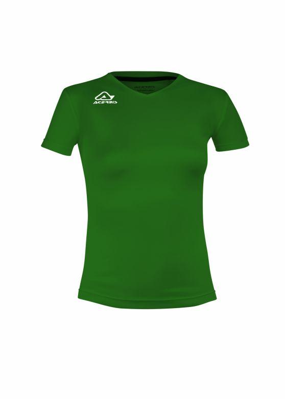 Devi Woman Training T-shirt Green