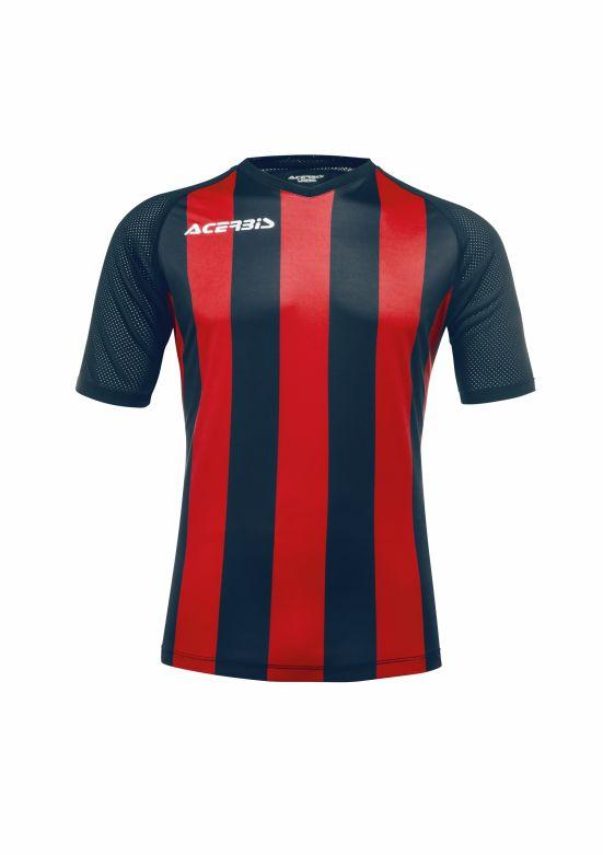 Johan Jersey Short Sleeve Blue/Red