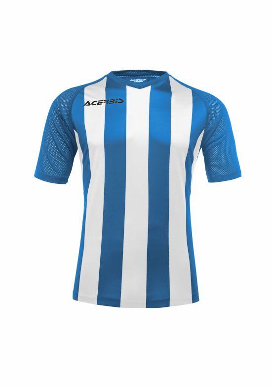 Johan Jersey Short Sleeve Royal Blue/White