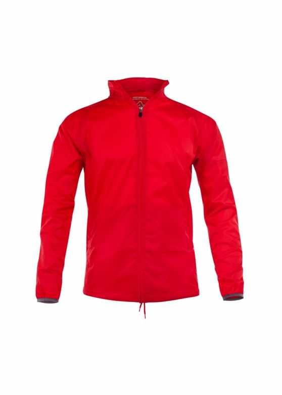 Elettra Rain Jacket Red