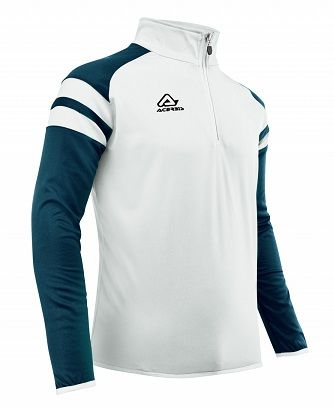 Kemari 1/2 Zip WHITE/BLUE