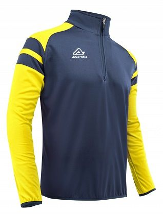 Kemari 1/2 Zip BLUE/YELLOW