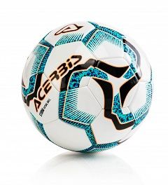 STORM FUTSAL BALL BLACK/COBALT/FLUO OR T.4