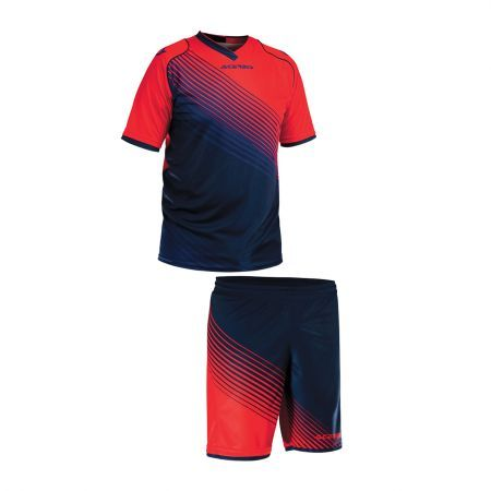 SET ENGLAND 1966 SHORT SLEEVE - RED/BLUE